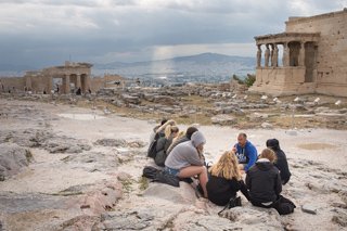 Athens and the Peloponnese