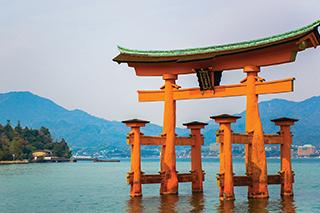 Hiroshima and Miyajima