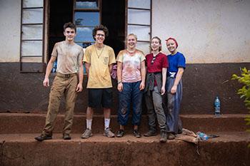 In-Service Work in Kirua