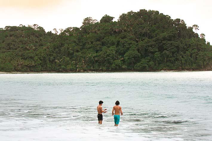 Beaches of San Ignacio