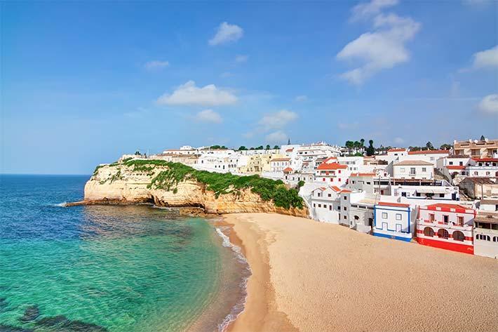 Beaches of the Algarve