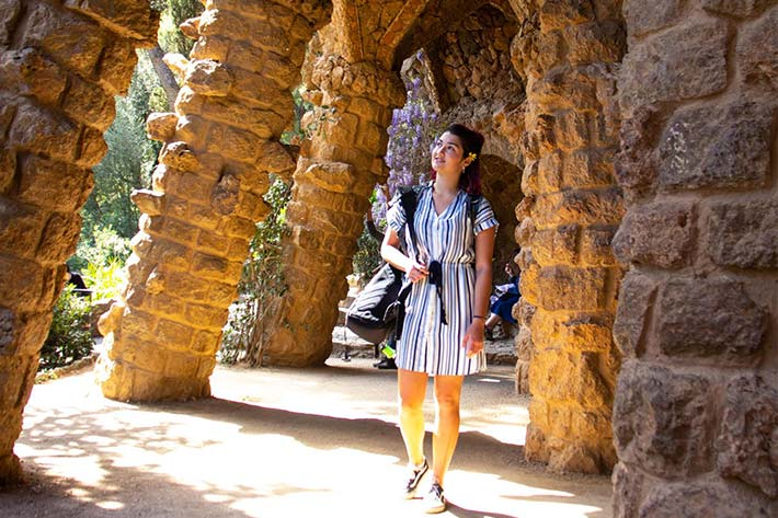 Exploring the Gardens of Barcelona