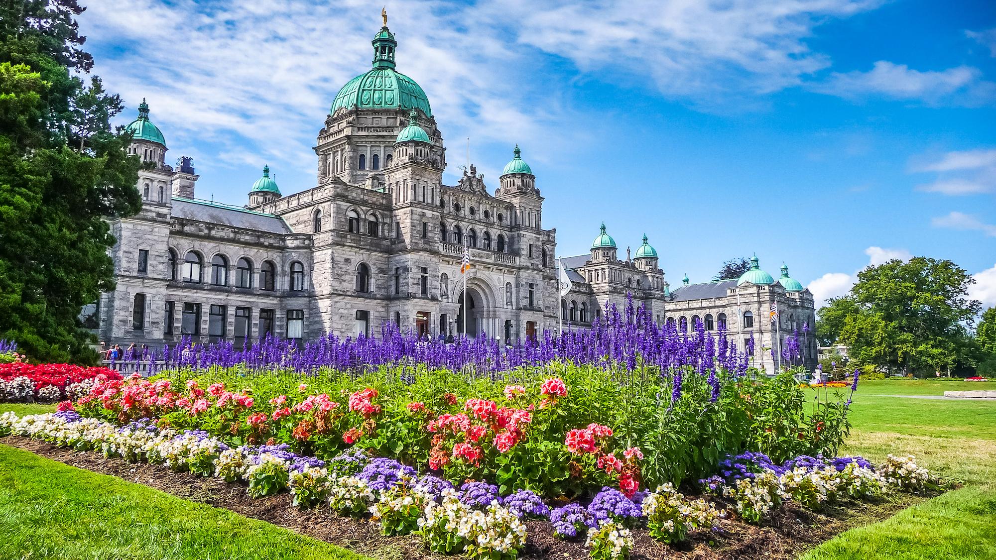 Victoria Parliment Building